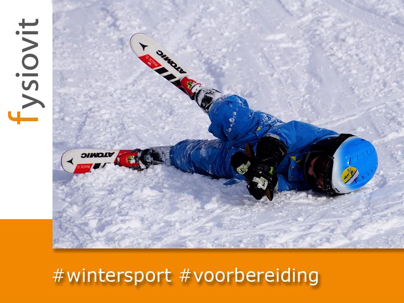 Goed voorbereid op wintersport! – Voorkom blessures!