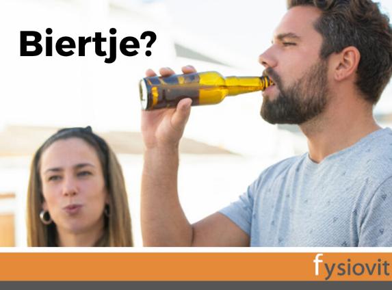 Effect van alcohol op sportprestaties